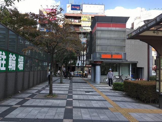 錦糸町駅 北口 駅前 交番
