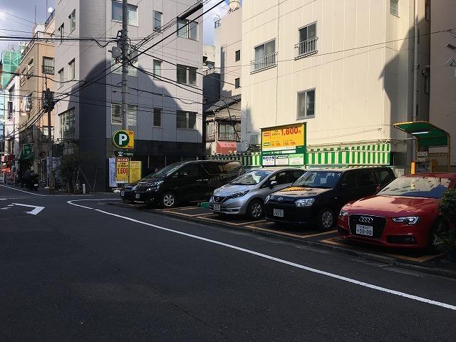 錦糸町 駐車場 三井