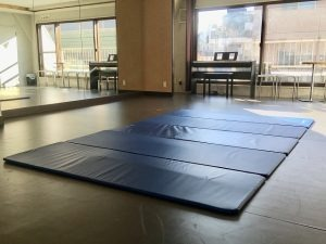 ジョイントマット 錦糸町ダンススタジオ ロゼッタスタジオ