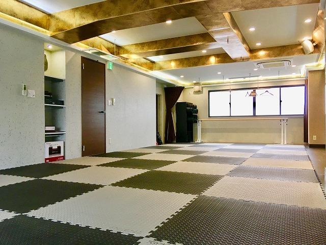 ジョイントマット キッズダンス教室 子供体操教室 錦糸町レンタルスタジオ