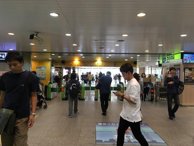JR 総武線 錦糸町駅 から 錦糸町 貸スタジオ ロゼッタまでの行き方 詳細
