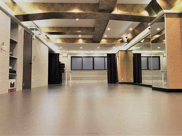 錦糸町で レンタルスタジオ のオープン「待ってました」と バレエ教室 の先生